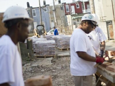 Baltimore Sun Chronicles Our Baltimore City Deconstruction Project