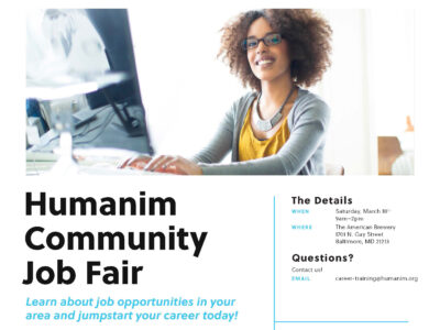 Humanim Community Job Fair
