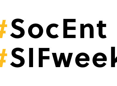 Happy Social Innovation Fund Week!