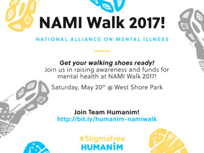 Get Ready for NAMI Walk 2017!