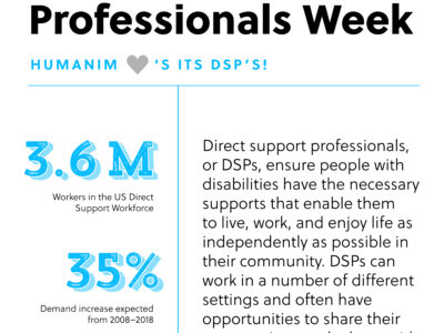 Direct Support Professionals Recognition Week