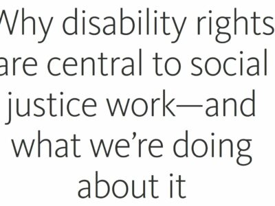 Rethinking What We Mean by Inclusive