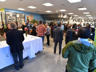 City Seeds & School of Food Open at the Baltimore Food Hub