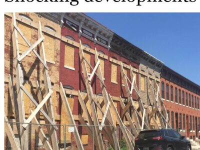 "Humanim Highlighted in Dan Rodrick's ""Shocking Developments in East Baltimore"""