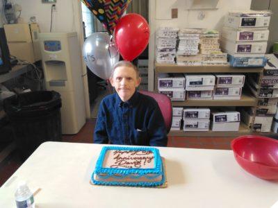 David Hodges Celebrates 30th Employment Anniversary