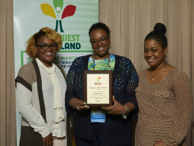 Healthiest Maryland Businesses Wellness at Work Awards 2018