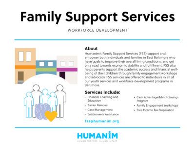 Program Spotlight: Family Support Services