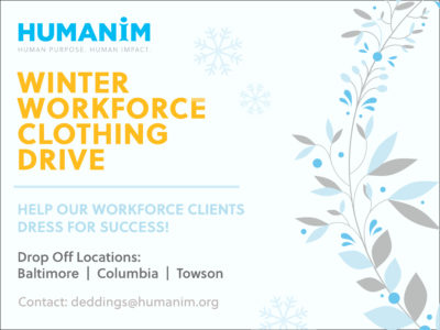 Winter Workforce Clothing Drive