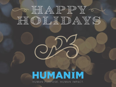 Happy Holidays from Humanim: 2018 in Review