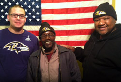 Congratulations to The Baltimore Raven's for winning the NFL Super Bowl!