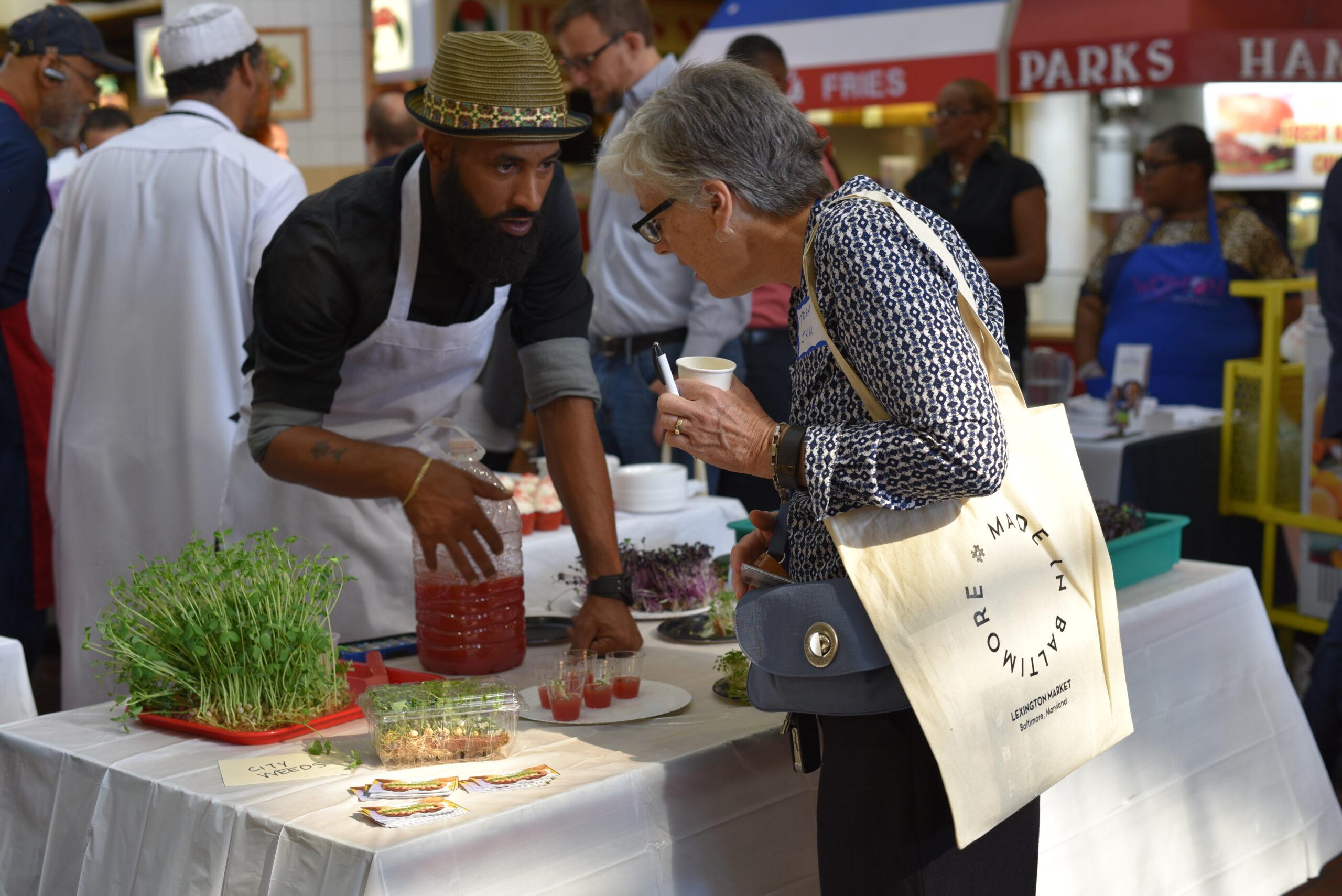 2nd Annual #MadeinBaltimore Vendor Fair