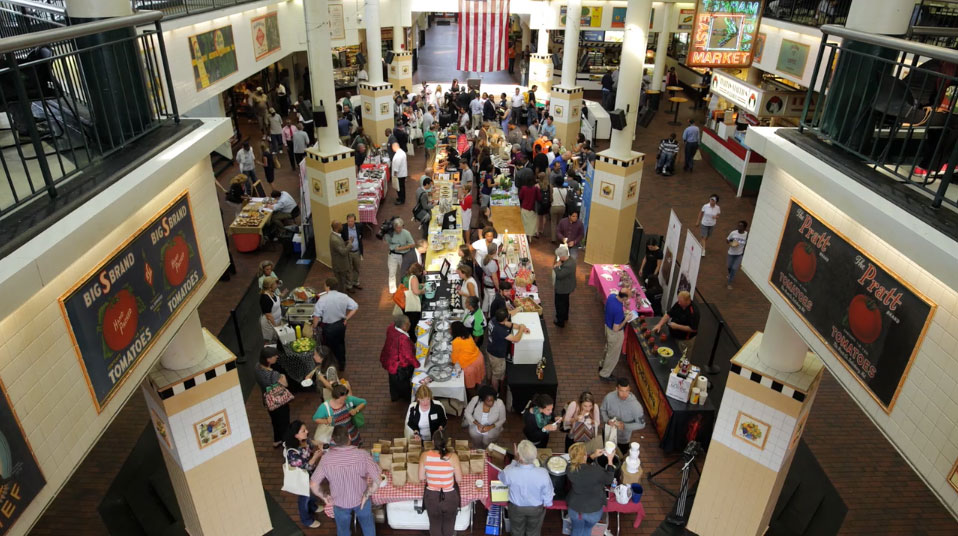 #madeinBaltimore Vendor Fair