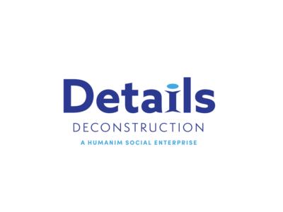 Humanim Announces Closure of Details Deconstruction
