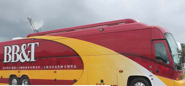 Humanim and BB&T Bank Bus Event