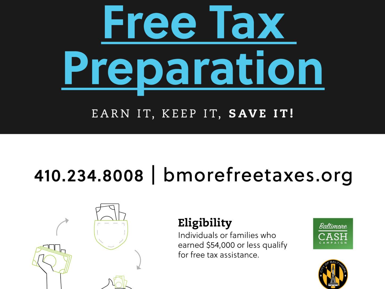 Free Tax Preparation at Humanim