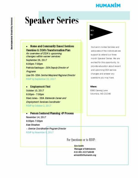 Speaker Series 464x600