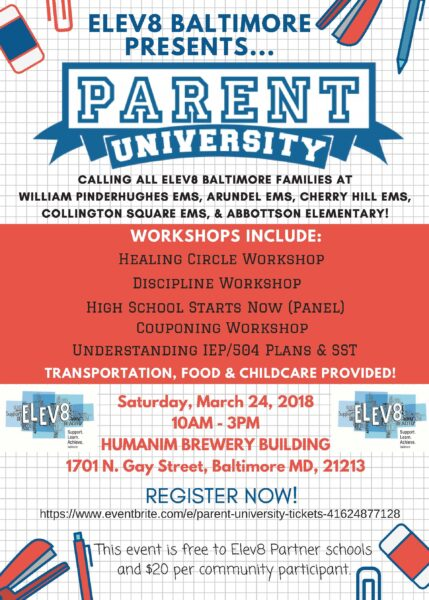 Elev8 Parent University Event 429x600