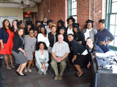 Congrats to our Administrative Training Graduating Class of April 2018!