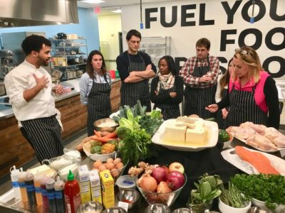 Humanim social enterprise School of Food has been selected as a State Farm Finalist and needs your votes!