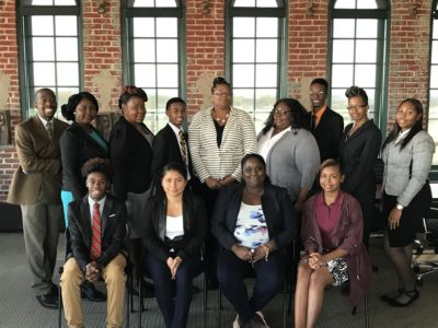Congratulations to our Fall 2018 Administrative Training Graduates!