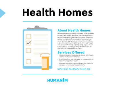 Program Spotlight: Health Homes