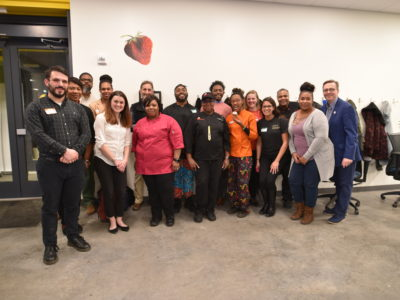 Introducing Baltimore's Culinary Enterprise Alliance
