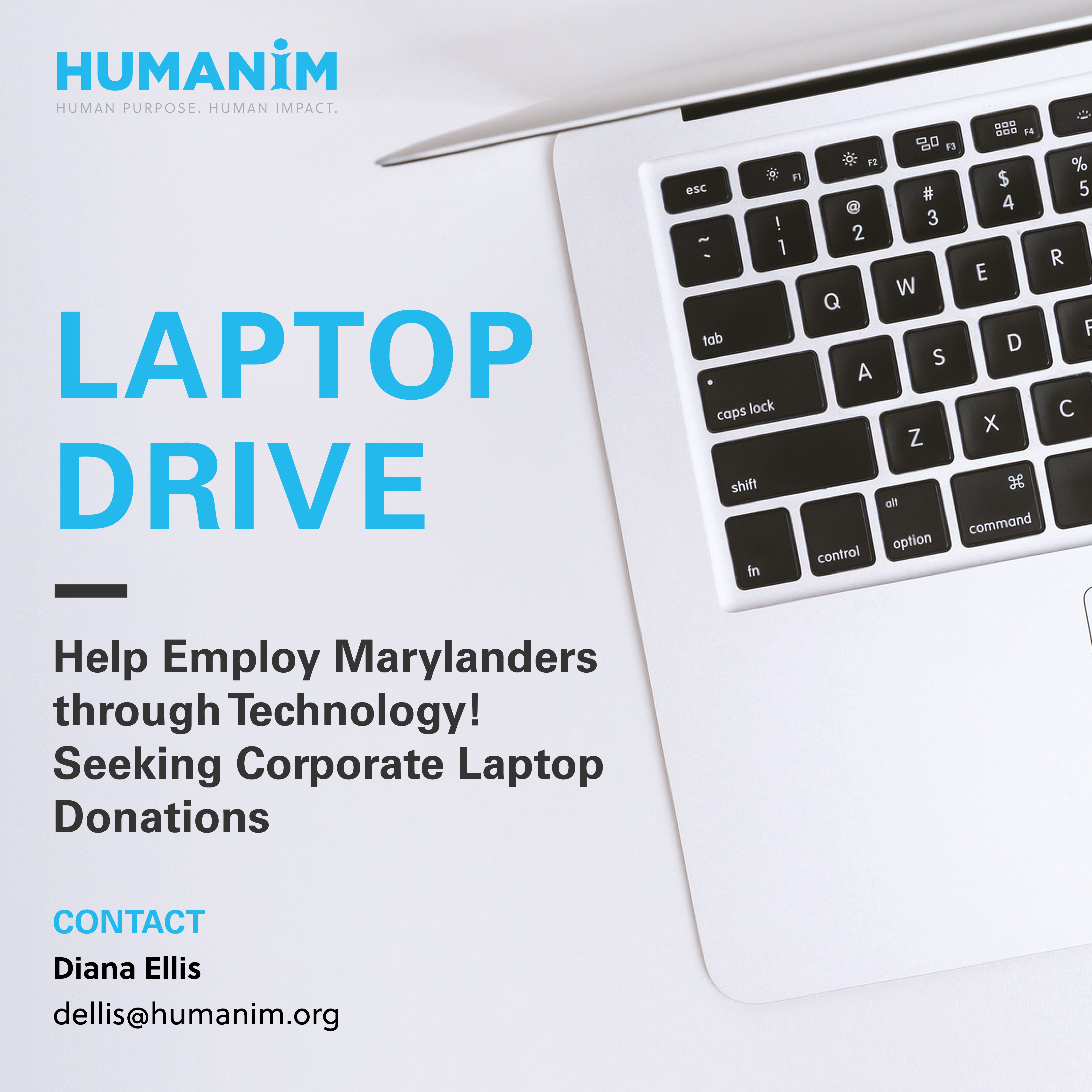 Humanim Laptop Drive