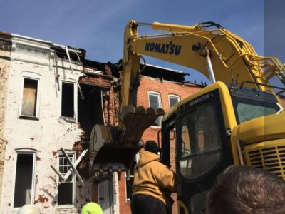 In the News – Baltimore Deconstruction and Bakers View Townhomes