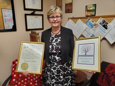 MACS Excellence in Supervision Award Winner: Maureen Howley