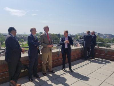 France-Merrick Foundation Visits Humanim