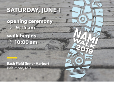 Join Team Humanim for NAMI Walk 2019!