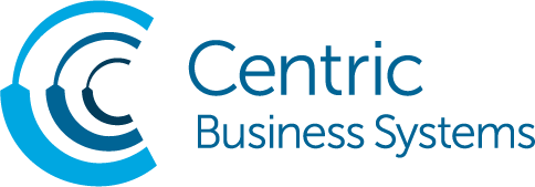 Centric Logo Stacked PMS