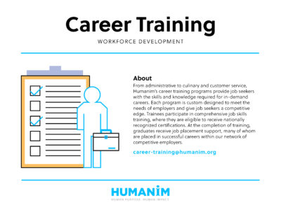 Program Spotlight: Career Training
