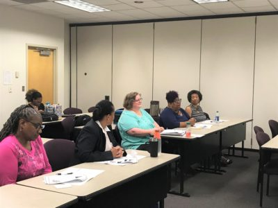 Humanim's Summer 55+ Administrative Career Training Program is in Session!