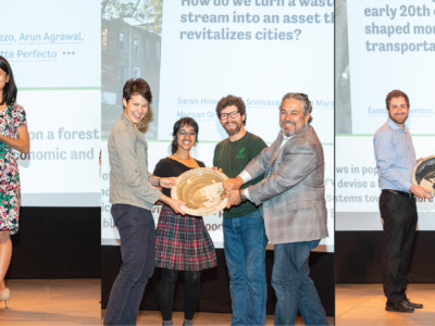 The Urban Wood Project Receives IMPACT Award from Michigan Sustainability Cases
