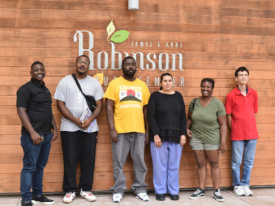 In the Community: Volunteering at the Robinson Nature Center