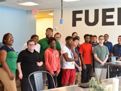 Delaware SOS Program Visits City Seeds, a Humanim Social Enterprise