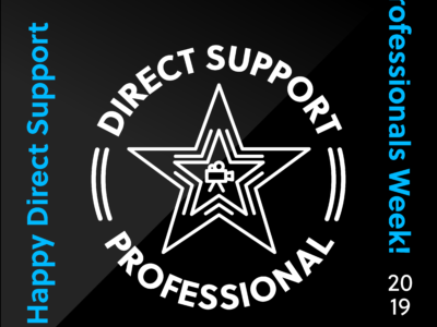 Happy Direct Support Professionals Recognition Week 2019!