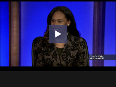 Comcast Newsmakers Highlights Workforce Development at Humanim