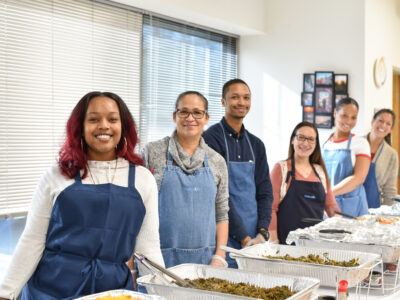 Annual Employee Thanksgiving Luncheon 2019