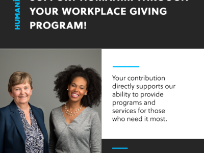 Make an Impact this Year Through Your Workplace Giving Campaign