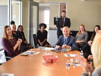 USDA Deputy Secretary & MD Dept of Labor Secretary Visit Humanim
