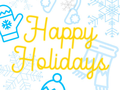 Happy Holidays from Humanim