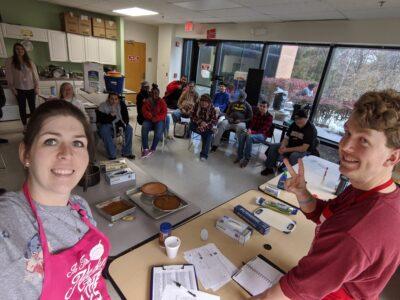 Psychiatric Rehabilitation Program Hosts Thanksgiving Cooking Class
