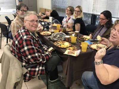Human Services Thanksgiving Luncheons at Humanim