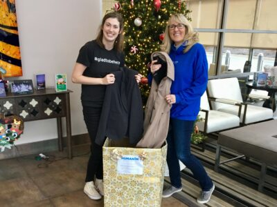 Havtech Holds Clothing Drive for Developmental Disability Services