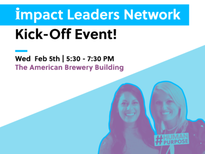 Humanim's Impact Leaders Network Kick-Off Event