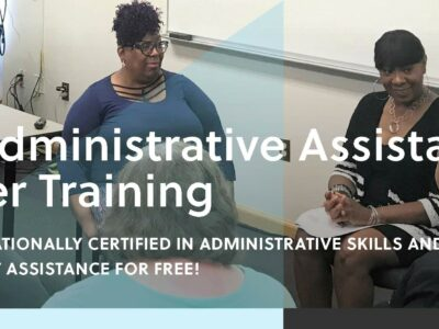 Free 55+ Administrative Career Training Program – Winter 2021