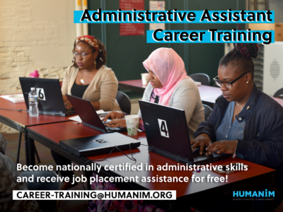 Free Administrative Assistant Career Training Program – Fall 2020