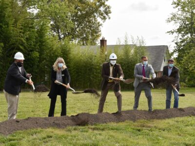 Greenfields Living Community Project Groundbreaking Ceremony